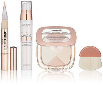L'Oréal Paris Cosmetics Lumi Glow Face Kit