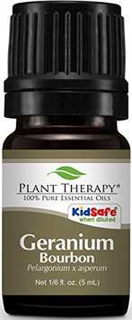 Plant Therapy Geranium Bourbon 5 ml Essential Oil