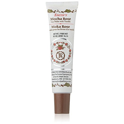 Rosebud Perfume Co Smith's Mocha Rose Lip Balm Tube