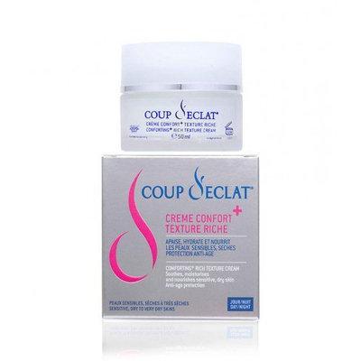 Coup D'Eclat Comfort Plus Rich Texture Facial Cream