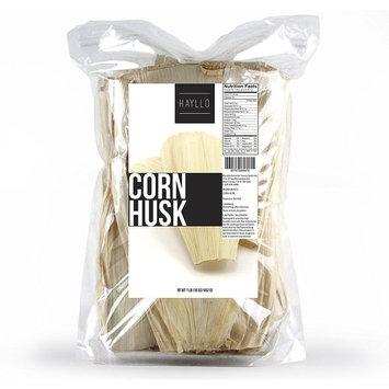 Hayllo Corn Husks Tamale Wrappers, 1 Pound