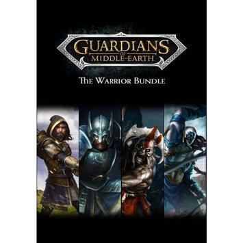 Warner Brothers Guardians of Middle-Earth: The Warrior Bundle (PC) (Digital Download)