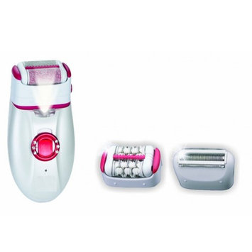 Tonewear 3 In 1 Epilator And Shaver With Callus Remover