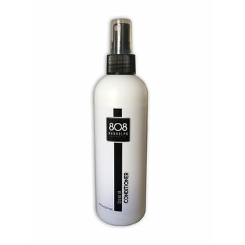 808 Randolph Leave In Conditioner NO MORE TANGLES, WORKS INSTANTLY, EASY TO USE, PROTECTS COLOR Repair, Moisture, Heals Dry, Natural and Curly Hair. Great for SWIMMERS AND YOGA All Hair Types 8fl oz.
