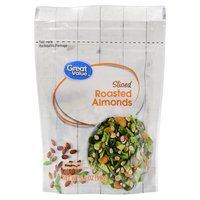 Great Value Sliced Roasted Almonds