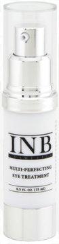 Inb Cosmetics Multi-Perfecting Anti-Aging Firming Eye Lift Treatment for Puffy Eyes, Dark Circles, Wrinkles, Fine Lines, Eyelid Contours, 0.5 fl. oz