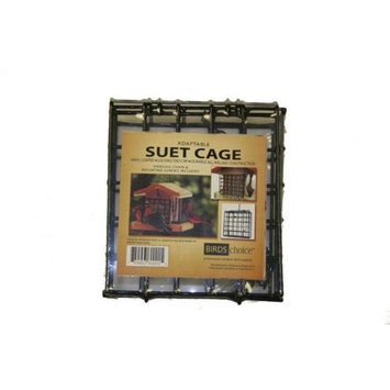 Bird's Choice Birds Choice Standard Suet Cage With Mounting Screws And Chain