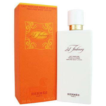 24 Faubourg By Hermes For Women. Body Lotion 6.5 Oz.