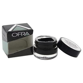 Ofra Semi Permanent Waterproof Eyebrow Gel for Women, Charcoal, 0.2 Ounce
