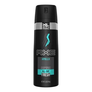 Unilever AXE Body Spray for Men Apollo 5.1 oz
