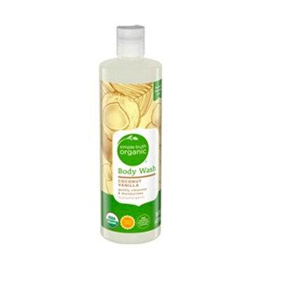 Simple Truth Coconut Vanilla Body Wash 16 fl oz (Single Bottle)