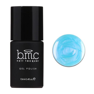 BMC By Bundle Monster Blue Gel Lacquer Polish - All That Collection, Chill Pill