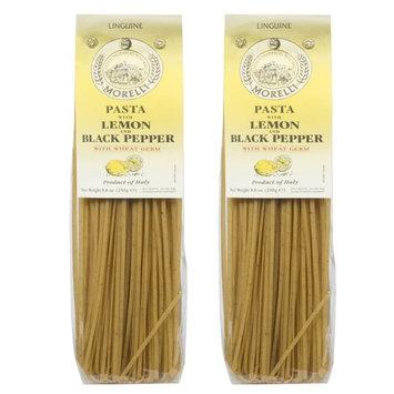 Pastificio Morelli Durum Wheat Pasta with Lemon Pepper (pack of 2)