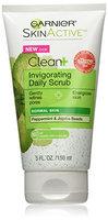 SkinActive Clean+ Invigorating Daily Scrub