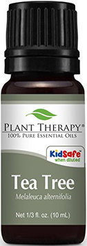 Plant Therapy Tea Tree (Melaleuca) Essential Oil. 100% Pure
