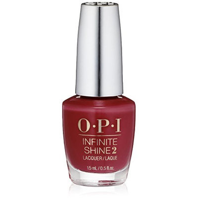 OPI Infinite Shine Nail Lacquer Berry On Forever