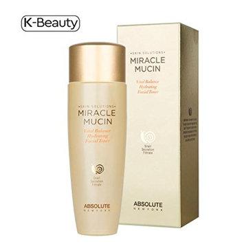 ABSOLUTE NEW YORK MIRACLE MUCIN Vital Balance Hydrating Facial Toner 150ML