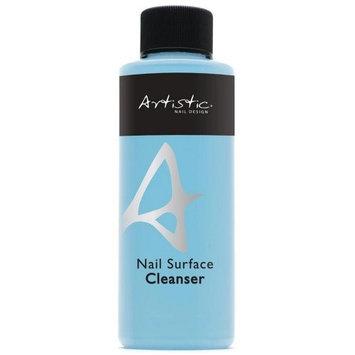 Artistic Nail Design Surface Cleanser Gel Soak Off Spa Manicure Preparation 16oz