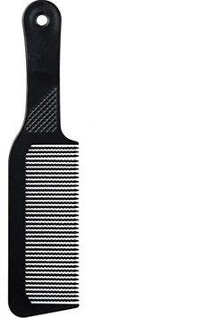 Diane 9.5 Inch Flat Top Clipper Comb Black