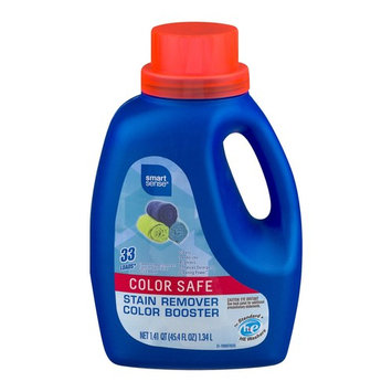 Smart Sense Color Safe Stain Remover Color Booster 45.4 FL OZ