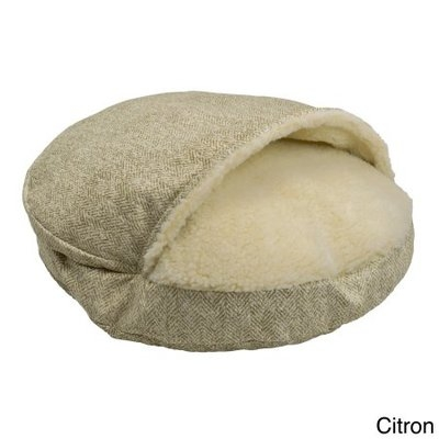 O'Donnell Industries 87676 Large Luxury Orthopedic Cozy Cave Pet Bed - Shona Granite