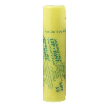 Arizona Sun Lipkist SPF 15 Moisturizing Lip Balm - 1 Tube - Wind & Sun Screen Lip Protection & Treatment - Lipbalm For Dry - Cracked - Chapped Lips by Arizona Sun