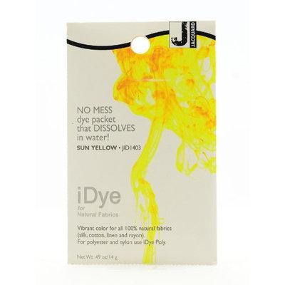 Jacquard iDye natural, sun yellow [pack of 6]