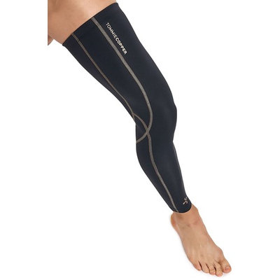 Tommie Copper Men's Performance Compression Full Leg Sleeve