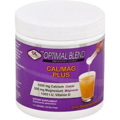 Olympian Labs Optimal Blend Cal-Mag+, 111 GM