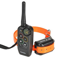 Ownpets Remote Controlled Dog Training Collar, Rechargeable and Waterproof, All Size Dogs(10Lbs - 100Lbs),1000 yards Range