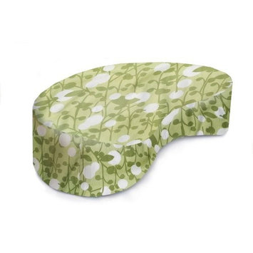 JJ Cole Paisley Feeding and Nursing Pillow, Ash Woodland (Discontinued by Manufacturer)