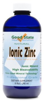 Good State Liquid Ionic Zinc (96 Servings At 18mg. Each)
