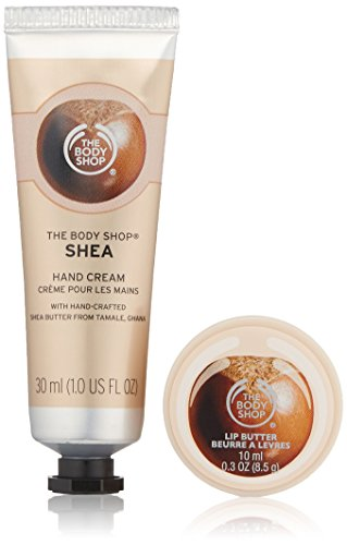 The Body Shop Duo Lop and Hand Gift Set
