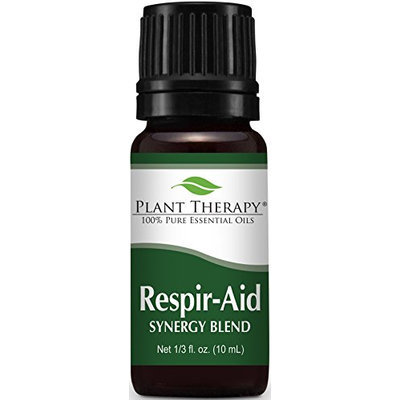 Plant Therapy Respir-Aid Synergy Essential Oil Blend. 100% Pure