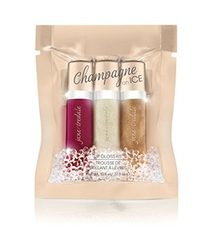 jane iredale 3 Piece Champagne On Ice Lip Gloss Kit