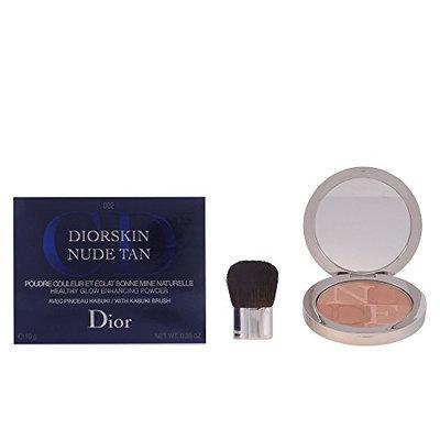 Christian Dior Skin Nude Tan Glow Enhancing Powder with Kabuki Brush