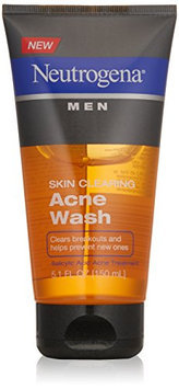 Neutrogena Men's Skin Clearing Acne Wash