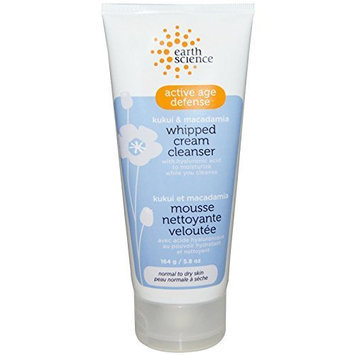 Earth Science Kukui & Macadamia Whipped Creme Cleanser