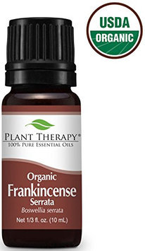 Plant Therapy USDA Certified Organic Frankincense Serrata Essential Oil. 100% Pure