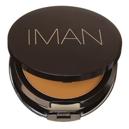 IMAN Second To None Cream To Powder Foundation Sand 5