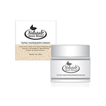 Natural Green Brand Tepezcohuite Microderm Cream