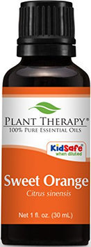 Plant Therapy Sweet Orange 30 ml Essential Oil