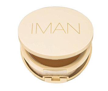 Jubujub Iman Perfect Response Oil Blotting Pressed Powder