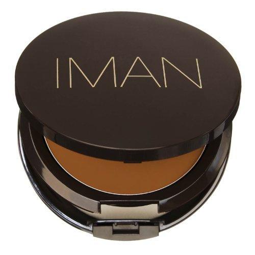 IMAN Second To None Cream To Powder Foundation Earth 1