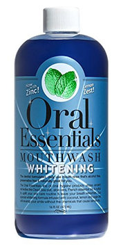 Oral Essentials Whitening Formula Mouthwash