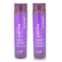 Joico Color Balance Purple Shampoo 10.1 fl oz + Purple Conditioner 10.1 oz Duo