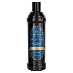 Earthly Body Marrakesh Men's Double Hop 2 in 1 Shampoo & Body Wash 12 oz