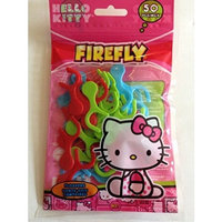 50 PCS Hello Kitty Firefly Teeth Floss Flossers Flossing Is Made FUN for Kids