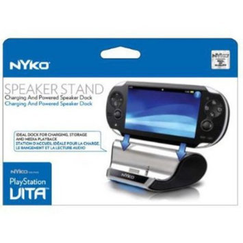 Nyko 85101 PlayStation Vita Speaker Stand and Charging Station