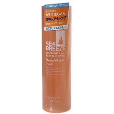 Shiseido SEA BREEZE | Antiperspirant | Deodorant & Water Soap Fragrance 160ml